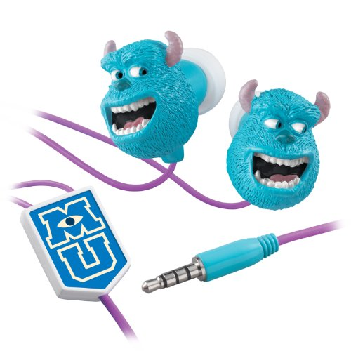 "Monster'S U ""Sully"" Scare And Wear Earbuds"