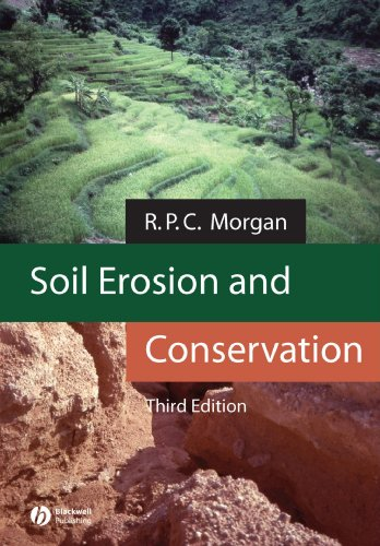 read online soil erosion and conservation by r p c
