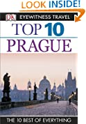 Top 10 Prague (EYEWITNESS TOP 10 TRAVEL GUIDES)