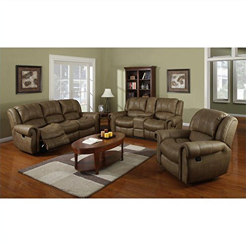 Fantastic How To Pri Ventura Recliner Sofa Set In Ghostown Cognac Gmtry Best Dining Table And Chair Ideas Images Gmtryco