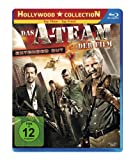 DVD Cover 'Das A-Team - Der Film - Extended Cut [Blu-ray]