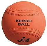 ナガセケンコー ケンコージョイフルスローピッチソフトボール オレンジ 1個 J3P-OR