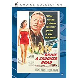 Drive a Crooked Road (1957) - DVD