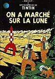 Les Aventures de Tintin, Tome 17 : On a march� sur la Lune : Mini-album