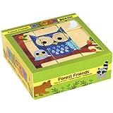 Mudpuppy Forest Friends Block Puzzle