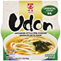 Myojo Bowl Flavored Udon Noodles, 0.50 Pound (Pack of 6) from Myojo