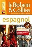 echange, troc Collectif - Dictionnaire Le Robert & Collins Maxi espagnol