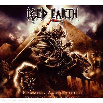 Iced Earth - Framing Armageddon - Zortam Music