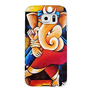 Special Ganesha Abstract Art Back Case Cover for Samsung Galaxy S6