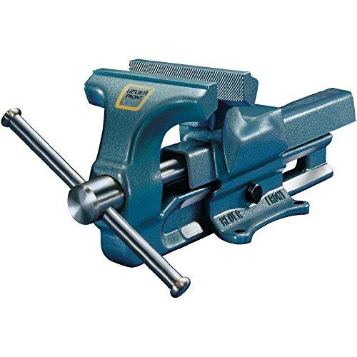 Heuer Parallel-Schraubstock 140 mm, 8.2057E+7