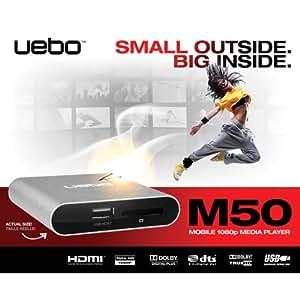 Uitstor USA Inc  M50-US Mobile Media Player