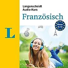 Langenscheidt Audio-Kurs Französisch: Niveau A1-A2 Hörbuch von  div. Gesprochen von:  div.