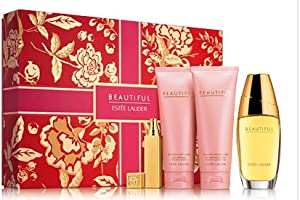 Beautiful Perfume Gift Set for Women 2.5 oz Eau De Parfum Spray