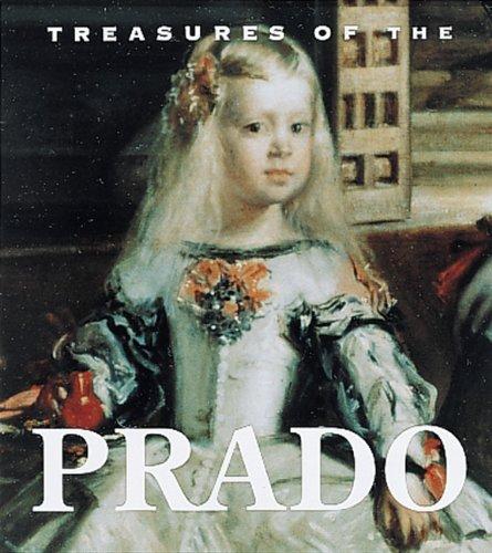TREASURES OF THE PRADO               GEB (Tiny Folio)