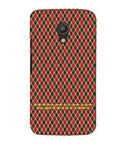 Vizagbeats Life Time For Me Back Case Cover for Motorola Moto G2