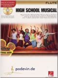 High School Musical - Selections Flute - Flöte Noten [Musiknoten]