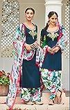 Anbazaar Rama Santoon Dress Material