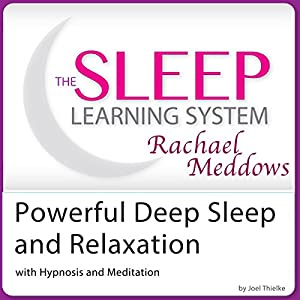 Powerful Deep Sleep and Relaxation with Hypnosis, Meditation and Subliminal Speech