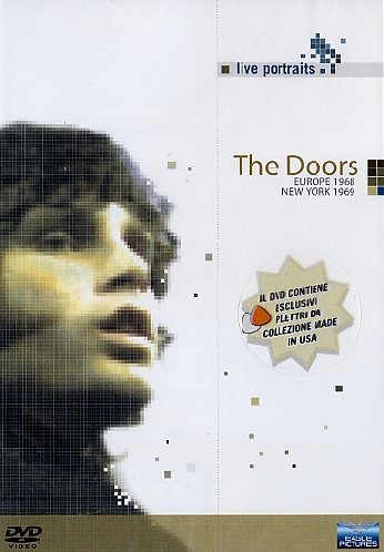 The Doors - Live In Europe & New York (Limited. Ed.)