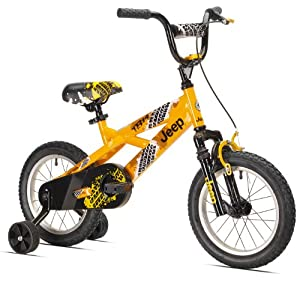 Jeep Boy's Bike (14-Inch Wheels)