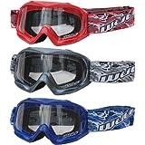 Wulf Cub Abstract Junior Motocross Goggles