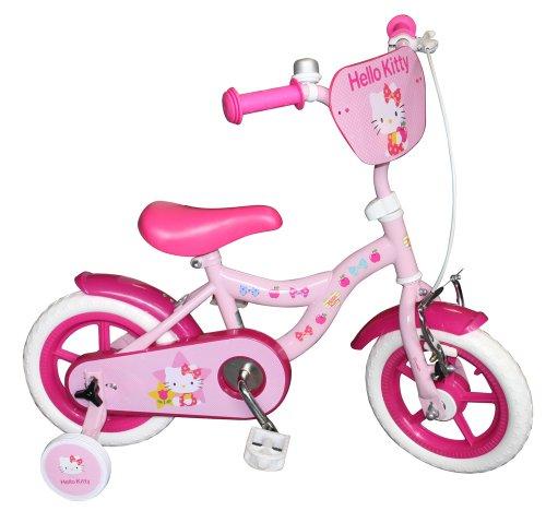 Hello Kitty - 808821 Kinderfahrrad 12 Zoll
