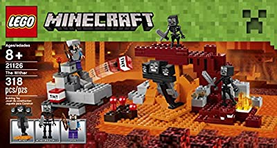 LEGO Minecraft The Wither 21126 from LEGO