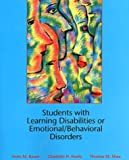 img - for Students with Learning Disabilities or Emotional/Behavioral Disorders 1st edition by Bauer, Anne M., Keefe, Charlotte H., Shea, Thomas M. (2000) Paperback book / textbook / text book