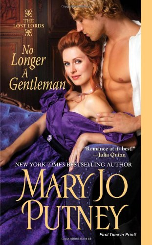 No Longer a Gentleman (Lost Lords (Kensington)), Buch
