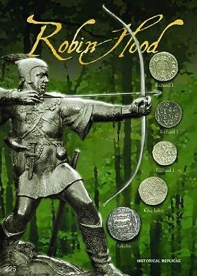(DM 225) Robin Hood 5x7