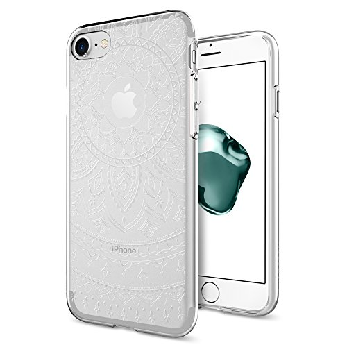 Spigen-Liquid-Crystal-Shine-iPhone-7-Case-with-Laser-Precision-Design-and-Premium-Clarity-for-iPhone-7-2016-Clear