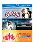 Grease / Saturday Night Fever / Hairspray [Blu-ray] [US Import]