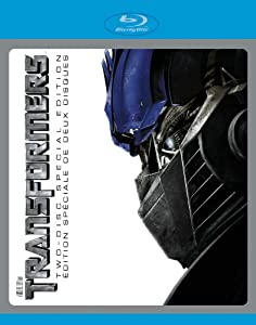 Transformers (2-disc Special Edition) [Blu-ray]