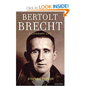 literary analysis on bertolt brecht Cameron olson com 112-02 the brechtian authority bertolt brecht, a key german dramatist, playwright, poet and director of the twentieth century developed what became known as epic, or nondramatic, theater.