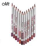 #8: Me Now True Lips Lip Liner Pencil Set of 12