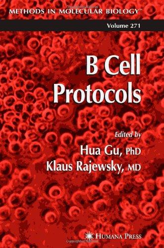 B Cell Protocols (Methods in Molecular Biology)