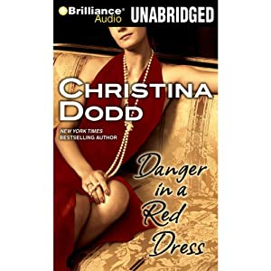 Danger in a Red Dress Audiobook