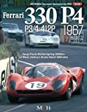 Ferrari 330P4 P3/4-412P 1967 part 2 (Joe Honda Sportscar Spectacles by HIRO No.2)
