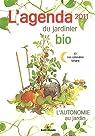 L'agenda 2011 du jardinier bio et son calendrier lunaire