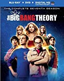 The Big Bang Theory: The Complete Seventh Season [Blu-ray + DVD + UltraViolet] (Sous-titres français)