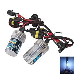 See Rosequartz H1 8000K 35W Thin HID Xenon Car Lights Bulbs Conversion Kit Details