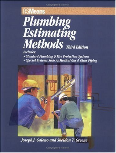 Plumbing Estimating Methods - Soft-cover - RSMeans - RS-67283B - ISBN: 0876297041 - ISBN-13: 9780876297049