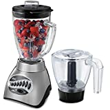Oster 6878-042 Core 16-Speed Blender with Glass Jar, Black