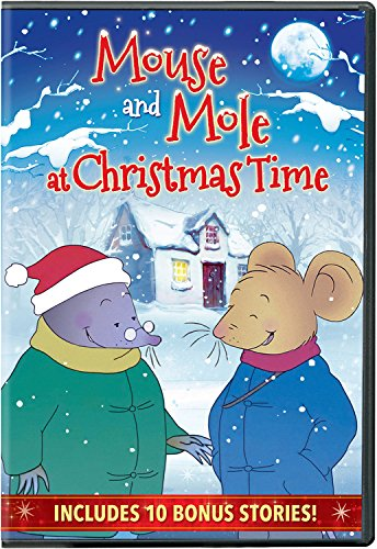 Mouse And Mole At Christmas Time (DVD)