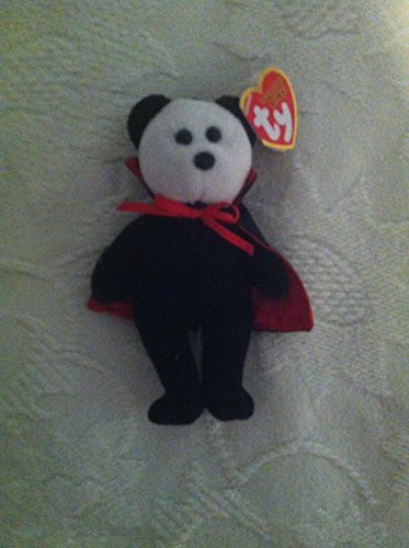 TY Halloweenie Beanie Baby - TWILIGHT the Vampire (5 inch) - 1