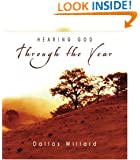Hearing God Through the Year (Through the Year Devotionals)