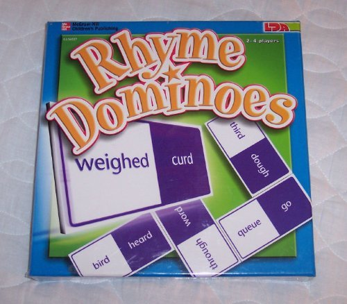 Rhyme Dominoes