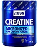 USN Creatine Monohydrate Size and Strength Powder - 500 g