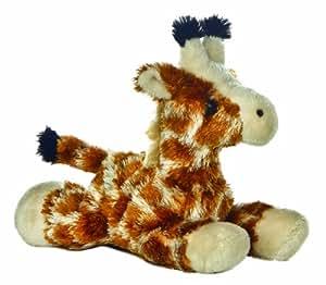 """BabyCentre 8"""" Mini Flopsie Gigi Giraffe Soft Toy"""
