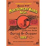 Montgomery Ward Catalogue of 1895 (Dover Pictorial Archive)